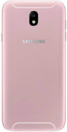 Смартфон Samsung Galaxy J7 (2017) SM-J730 16ГБ розовый (SM-J730FZINSER) - фото 2