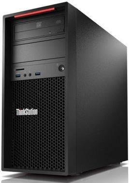 Рабочая станция Lenovo ThinkStation P320 черный (30BH000HRU)