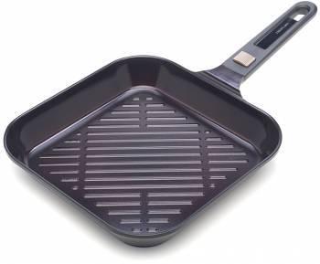Сковорода-гриль Frybest MyPan EK-MP-G28 бордовый