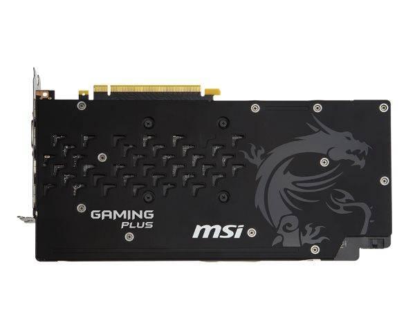 Видеокарта MSI GTX 1060 GAMING X+ 6G 6144 МБ - фото 4