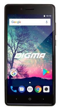 Смартфон Digma Vox S508 3G 16ГБ черный (VS5031PG)