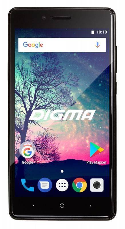 Смартфон Digma S508 3G VOX 16ГБ серый (VS5031PG) - фото 1
