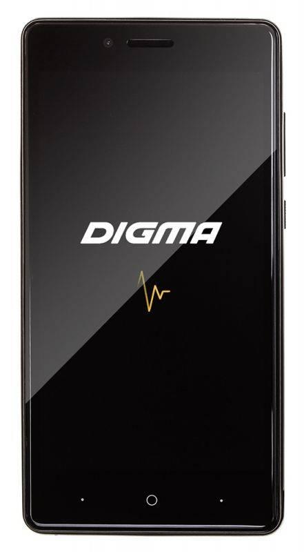 Смартфон Digma S508 3G VOX 16ГБ серый (VS5031PG) - фото 2