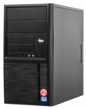 Системный блок IRU Office 321 черный
