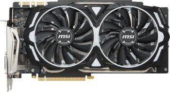 Видеокарта MSI GTX 1080 Ti ARMOR 11G 11264 МБ