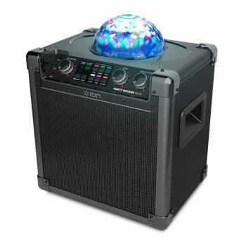 Колонка портативная ION Audio PARTY ROCKER PLUS черный