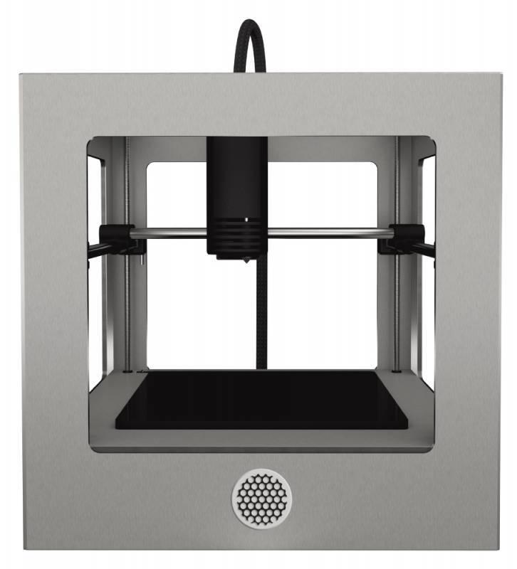Принтер 3D Cactus CS-3D-MICRO_C1 100x100x100мм PLA/PET-G 100мкм - фото 1