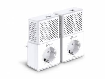 Сетевой адаптер HomePlug AV TP-Link TL-PA7010P KIT RJ-45