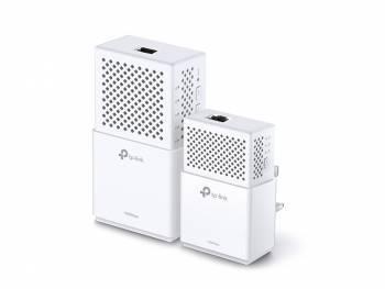 Сетевой адаптер HomePlug AV TP-Link TL-WPA7510 KIT RJ-45