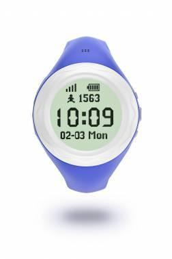 Смарт-часы HIPER BabyGuard синий (BG-01BLU)