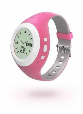 Смарт-часы HIPER BabyGuard розовый (BG-01PNK)