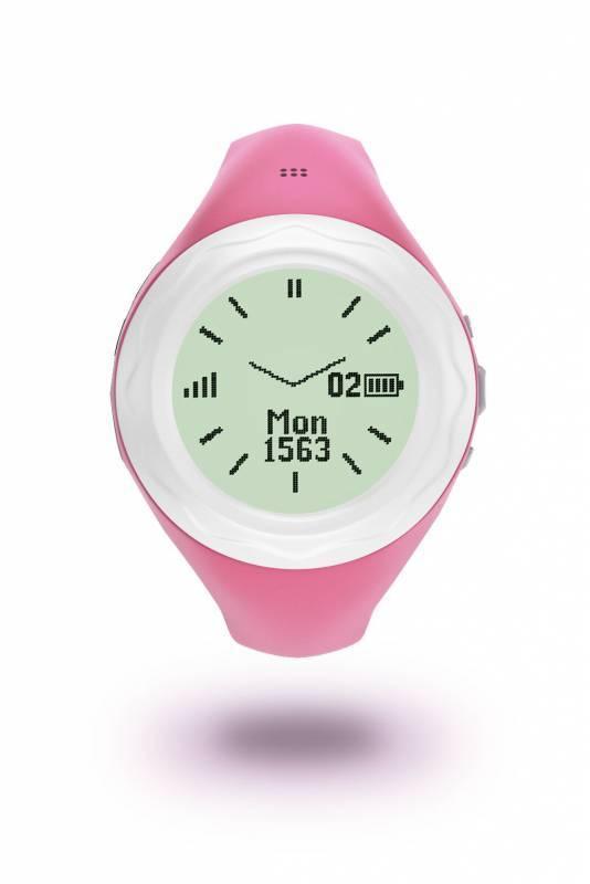 Смарт-часы HIPER BabyGuard розовый (BG-01PNK) - фото 3