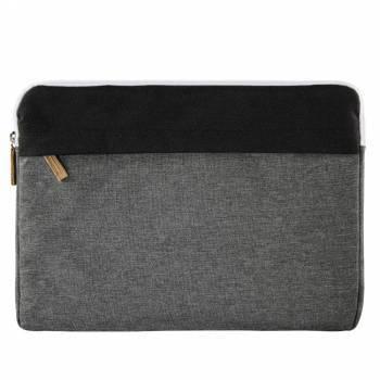 """Чехол для ноутбука 13.3"""" Hama Florence черный/серый (00101566)"""
