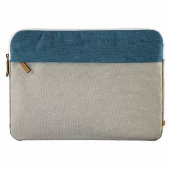 """Чехол для ноутбука 13.3"""" Hama Florence серый/зеленый (00101571)"""
