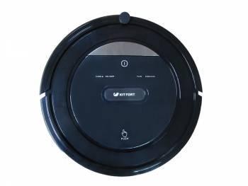 Робот-пылесос Kitfort КТ-516 черный