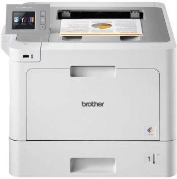 Принтер Brother HL-L9310CDW белый/серый (HLL9310CDWR1)