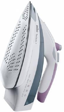 Утюг Braun TexStyle7 TS755A Auto-off серый/фиолетовый (0X12711067)