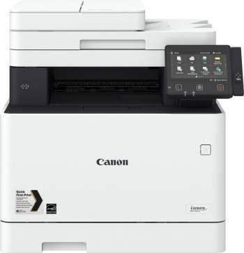 МФУ Canon i-Sensys Colour MF735Cx белый/черный (1474C052)