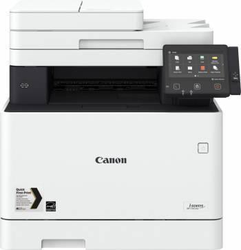 МФУ Canon i-Sensys Colour MF734Cdw белый/черный (1474C028)