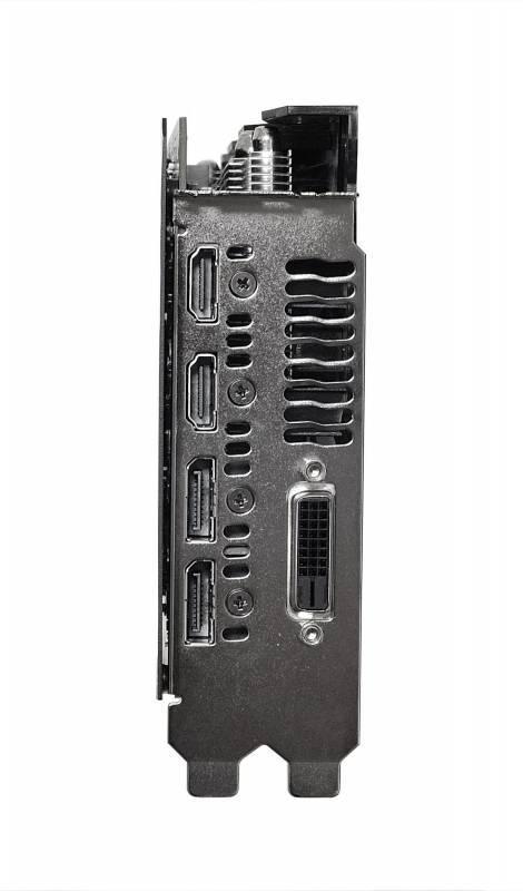 Видеокарта Asus GTX1060-A6G-9GBPS 6144 МБ - фото 4