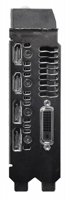 Видеокарта Asus EX-GTX1060-6G 6144 МБ - фото 3