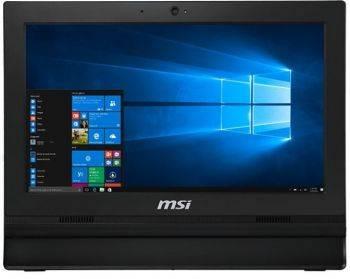 Моноблок 15.6 MSI Pro 16T 7M-013RU черный (9S6-A61611-013)