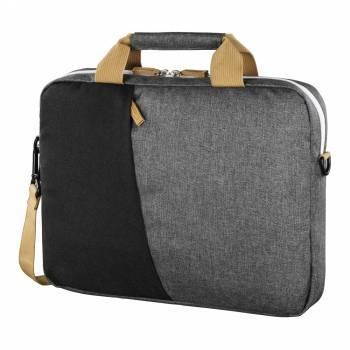 """Сумка для ноутбука 15.6"""" Hama Florence черный/серый (00101568)"""