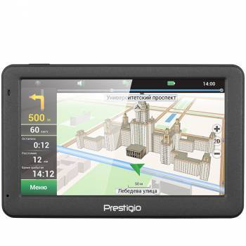 GPS-навигатор Prestigio GeoVision 5059 5 черный