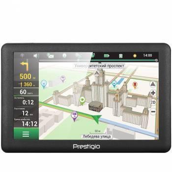 GPS-навигатор Prestigio GeoVision 5066 5 черный
