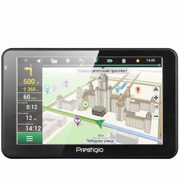 "GPS-навигатор Prestigio GeoVision 5068 5"" черный (PGPS5068CIS04GBNV)"
