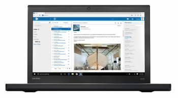 Ноутбук 12.5 Lenovo ThinkPad X270 (20HN0069RT) черный