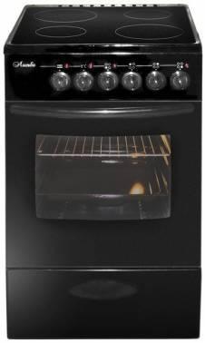 Плита электрическая Лысьва ЭПС 411 МС черный