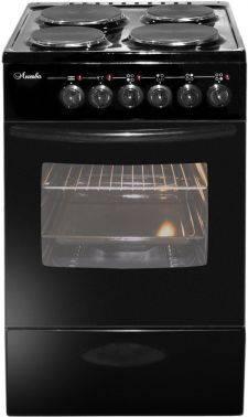 Плита электрическая Лысьва ЭП 402 МС белый, без крышки