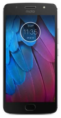 Смартфон Motorola G5S XT1794 32ГБ серый (PA7W0006RU)