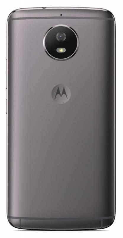 Смартфон Motorola G5S XT1794 32ГБ серый - фото 2