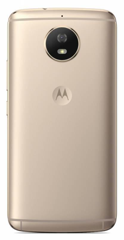 Смартфон Motorola G5S XT1794 32ГБ золотистый (PA7W0022RU) - фото 2