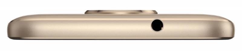Смартфон Motorola G5S XT1794 32ГБ золотистый (PA7W0022RU) - фото 6