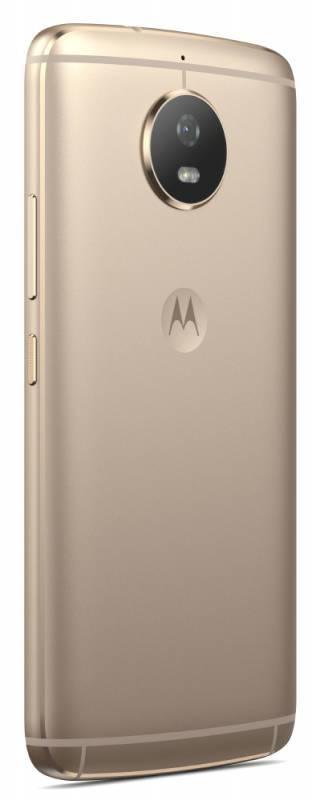 Смартфон Motorola G5S XT1794 32ГБ золотистый (PA7W0022RU) - фото 7