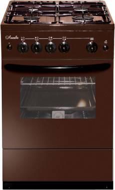 Плита газовая Лысьва ГП 400 М2С-2у коричневый, без крышки