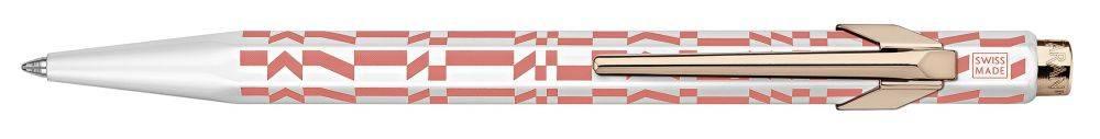 Ручка шариковая Carandache Office ALEXANDER GIRARD Pink (849.123) - фото 1