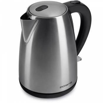 Чайник электрический Polaris PWK 1707CA серебристый матовый