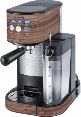 Кофеварка капельная Polaris PCM 1523E бордовый