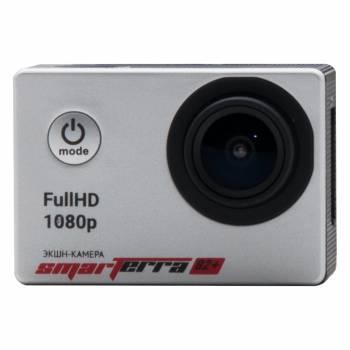 Экшн-камера Smarterra B2+ серебристый