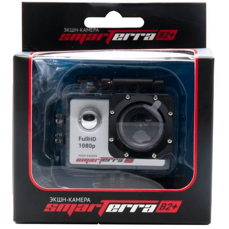 Экшн-камера Smarterra B2+ серебристый - фото 5