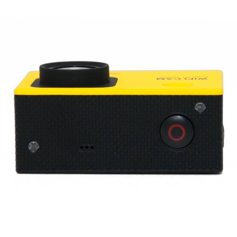 Экшн-камера Smarterra W4+ желтый - фото 6