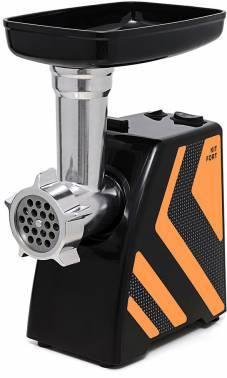 Мясорубка Kitfort KT-2101-3 оранжевый/черный