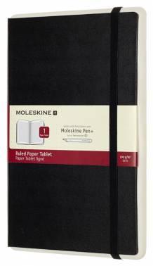 Блокнот Moleskine PAPER TABLET PTNL31HBK01 черный