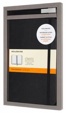 Набор блокнот/ручка Moleskine BUNDLE VERTICAL блокн.:Classic Large