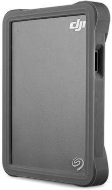 Внешний жесткий диск 2Tb Seagate STGH2000400 DJI dron серый USB-C