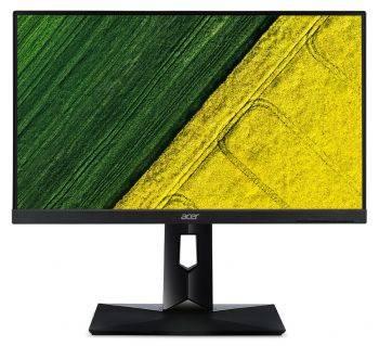 """Монитор 27"""" Acer CB271HKAbmidprx черный (UM.HB1EE.A05)"""